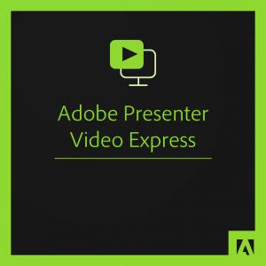 Adobe Presenter Video Express logo