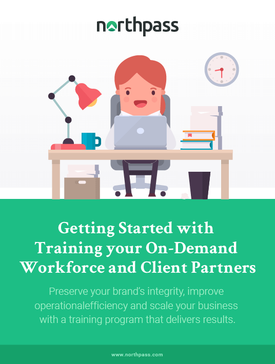 Free Ebook: Getting Started With Training Your On-Demand Workforce And Client Partners