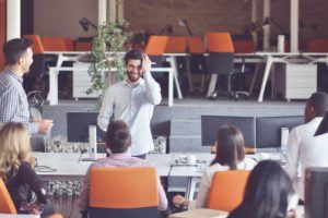 Alternate Reality Games For Corporate Training: What About Participation?
