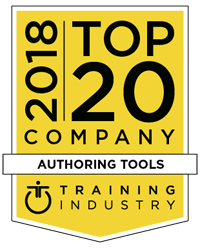 dominKnow Among The Top 20 Authoring Tools For 2018