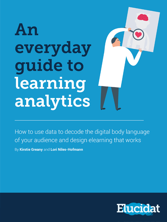 The Everyday Guide To Learning Analytics