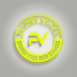Plumey Voices logo