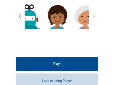 Screenshot of Skillcast LMS