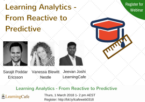 Learning Analytics – From Reactive To Predictive