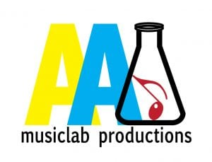 AA MusicLab Productions logo