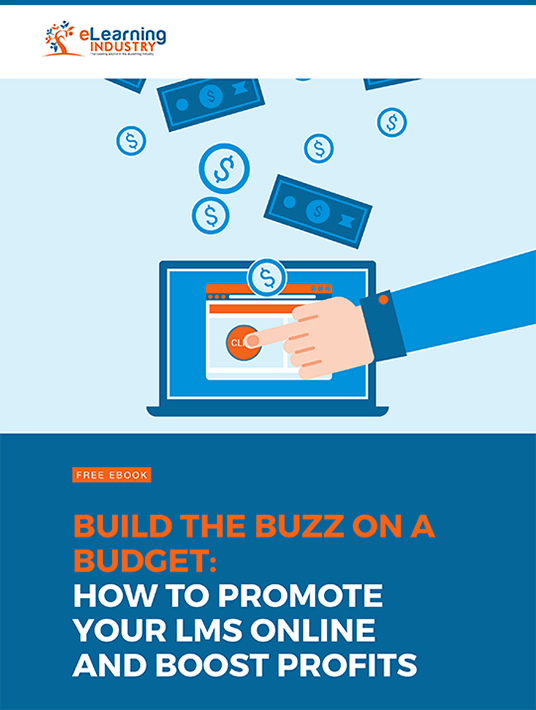 Free Ebook: Build The Buzz On A Budget: How To Promote Your LMS Online And Boost Profits