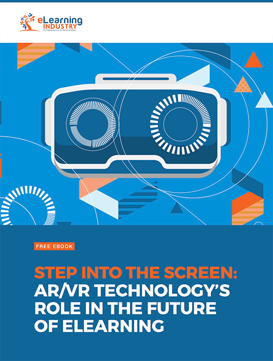 Free Ebook: Step Into The Screen: AR/VR Technology's Role In The Future Of eLearning