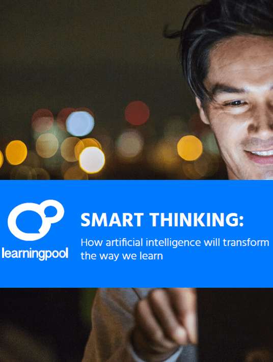 Free Ebook: Smart Thinking: How Artificial Intelligence Will Transform The Way We Learn