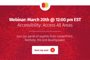 Access All Areas: Insights On Accessibility In eLearning