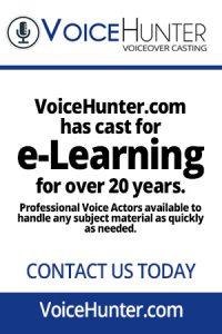 VoiceHunter logo