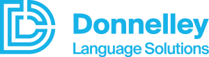 Donnelley Language Solutions logo