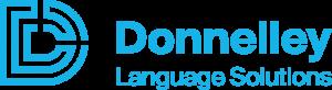 Donnelley Language Solutions logo