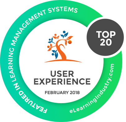 User Experience Badge February 2018