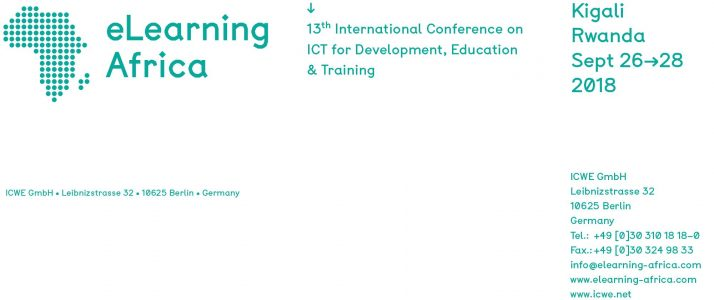 Rwandan Government To Host eLearning Africa 2018