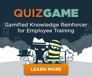 Screenshot of QuizGame