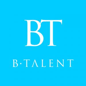 B-Talent logo