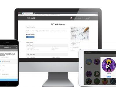 Screenshot of Worldclass LMS