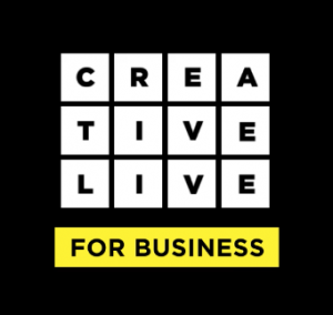 CreativeLive For Business logo