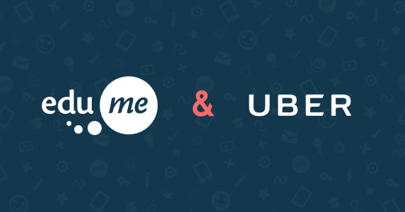 Uber Chooses EduMe Microlearning Platform