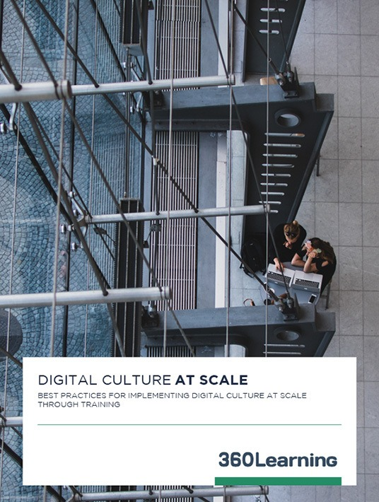 Free Ebook: Digital Culture At Scale