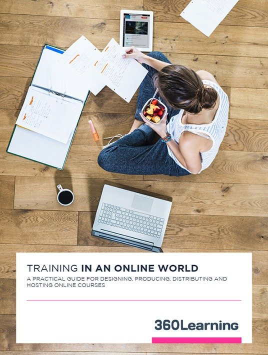 Free Ebook: Training In An Online World