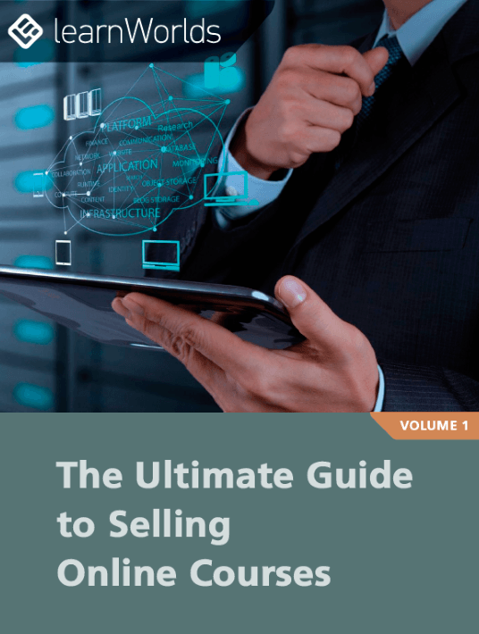 Free Ebook: The Ultimate Guide To Selling Online Courses