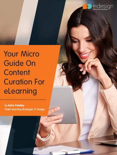 Your Micro Guide On Content Curation For eLearning