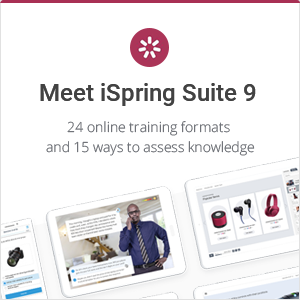 iSpring Suite 9: Fast Toolkit For Creating eLearning Slides, Quizzes, And Videos