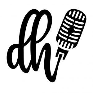 Diana Holguin Bilingual Voiceovers logo