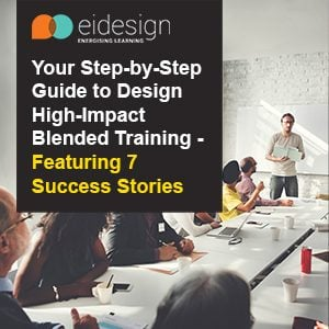 EI Design Releases An eBook On Blended Training With 7 Success Stories