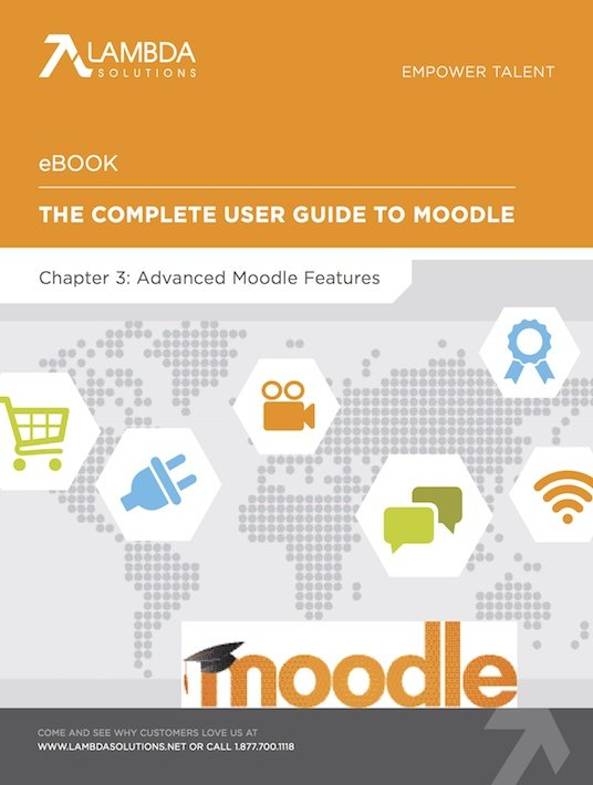 Free Ebook: The Complete User Guide to Moodle Chapter 3