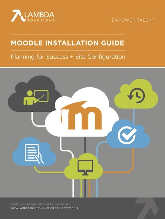 Free Ebook: Moodle Installation Guide