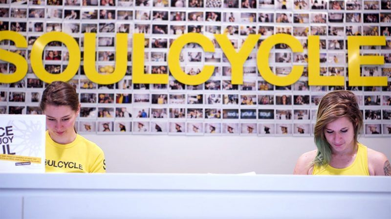 Wisetail LMS client SoulCycle at their headquarters.