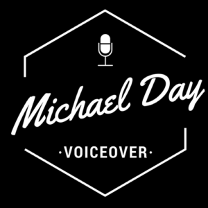 Michael Day Voiceover logo