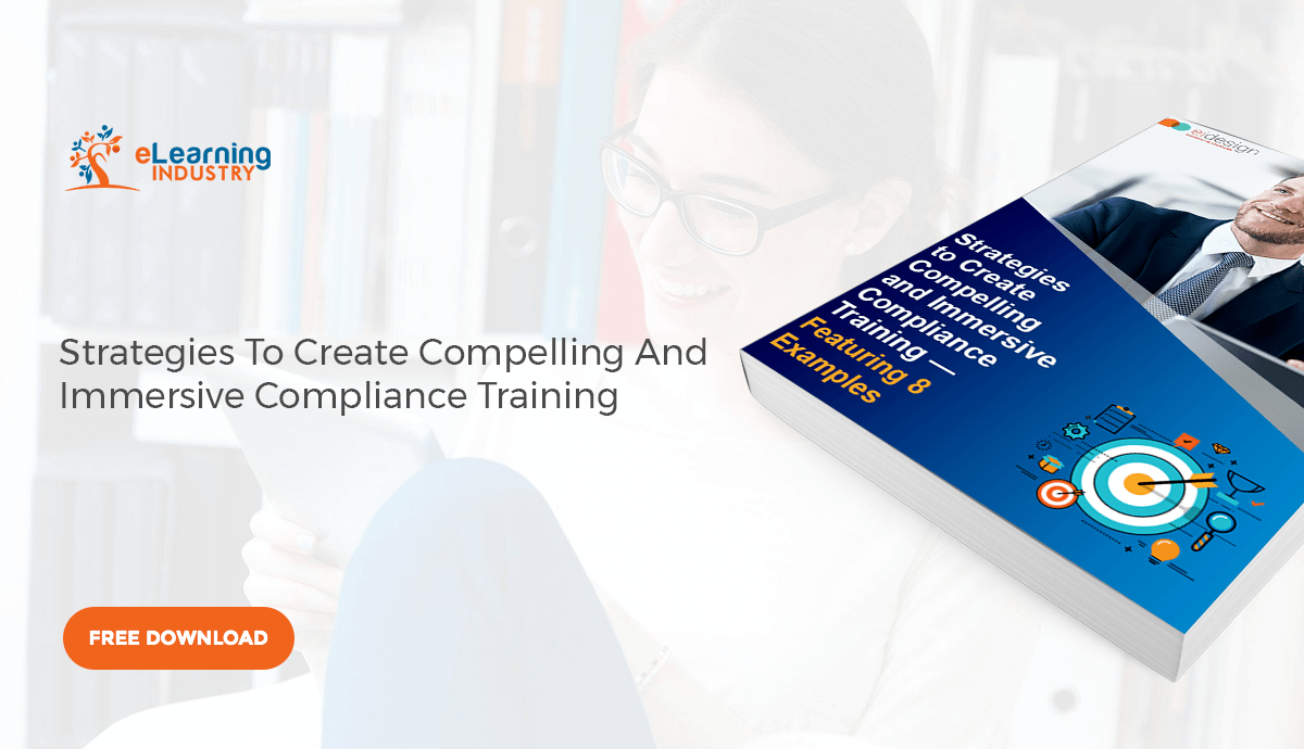 [Free eBook] How to Create Higher Impact Compliance Training - Featuring 8 Examples