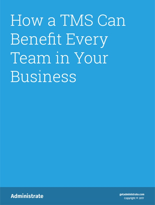 Free Ebook: How A TMS Can Benefit Every Team In Your Business