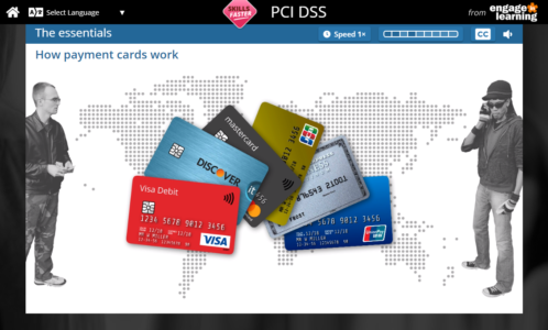 Engage In Learning Launches PCI DSS eLearning Program To Prevent Card Fraud