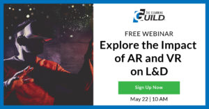 Free Webinar: What's Your Reality? AR And VR For Learning