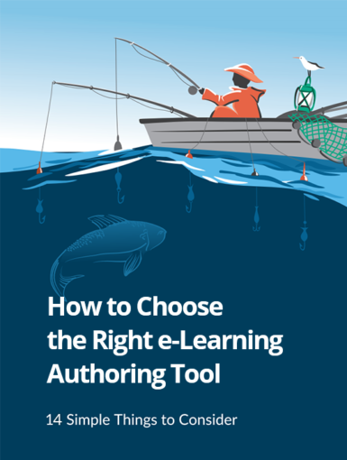 14 Things To Consider When Choosing The Right eLearning Authoring Tool