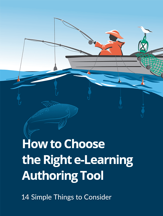 Free Ebook: 14 Things To Consider When Choosing The Right eLearning Authoring Tool