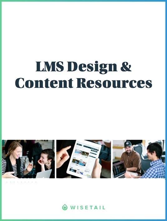 Free Ebook: LMS Design & Content Resources