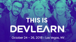 DevLearn 2018 Pre-Conference Certificate Workshops
