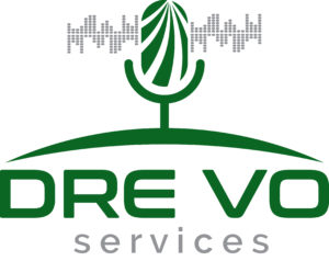DRE VO Services logo