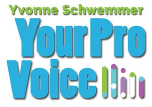 Your Pro Voice logo