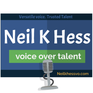 Neil K. Hess Voice Over Talent logo