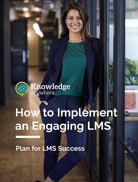 Free Ebook: How To Implement An Engaging LMS