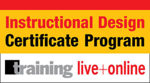 Instructional Design Certificate