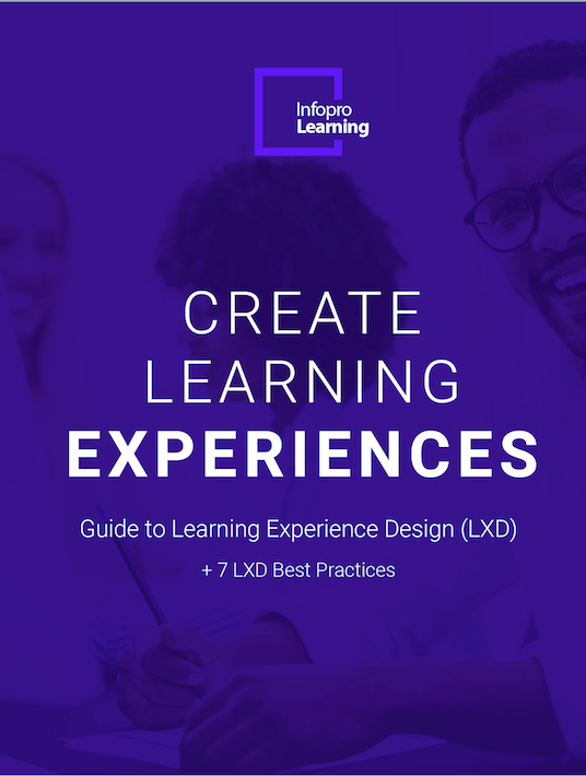 Free Ebook: Create Learning Experiences: Guide To Learning Experience Design (LXD)