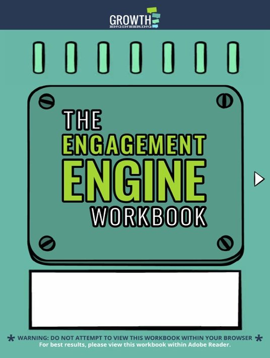Free Ebook: The Engagement Engine Workbook