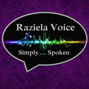 Raziela Voice logo
